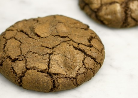 DOUBLE CHOCOLATE PECAN COOKIE